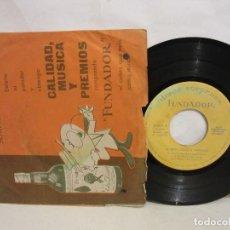 Discos de vinilo: JUAN NUNO Y SU ORQUESTA - NUESTRA MÚSICA PREFERIDA - SING, SING, SING +3 - EP - 1962 - SPAIN - VG/G. Lote 187187503