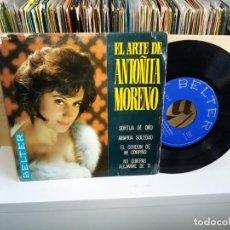 Discos de vinilo: ANTOÑITA MORENO BELTER 51153. Lote 187188738