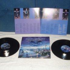Discos de vinilo: IRON MAIDEN- BRAVE NEW WORLD DOBLE LP EDICION DEL 2015. Lote 187190156