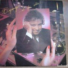 Discos de vinilo: DYANGO ...AL FIN SOLOS LP DE FLORIDA - A DONDE VAS AMOR - CORAZON MAGICO - TU MUJER - . Lote 187194192