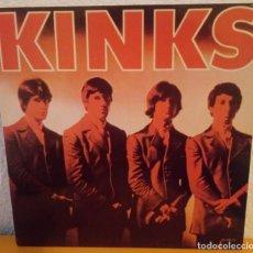 Discos de vinilo: J - KINKS - AÑOS DORADOS. Lote 187203562