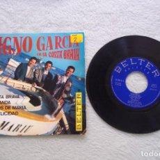 Discos de vinilo: DISCO SINGLE VINILO TAHURES ZURDOS. AFILADAS PALABRAS/CAMALEON 45 RPM.B 1991. Lote 187204025