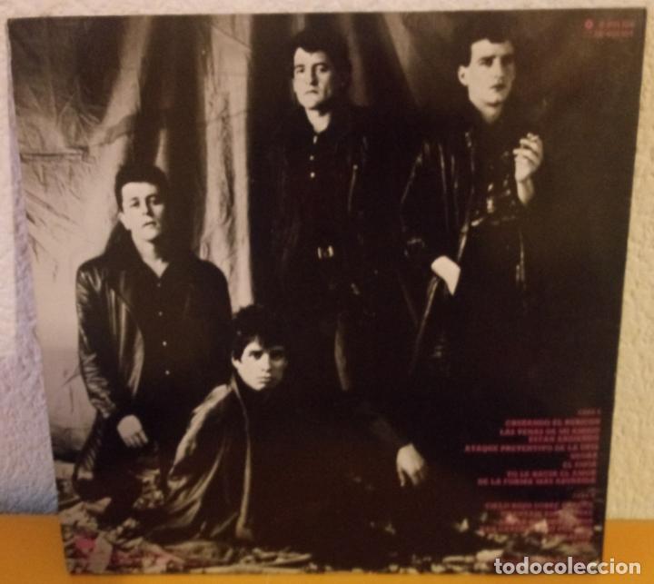 Discos de vinilo: J - POLANSKY Y EL ARDOR - CHANTAJE EMOCIONAL - Foto 2 - 187205471