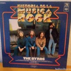 Discos de vinilo: J - THE BYRDS - 5 D - HISTORIA DE LA MUSICA 74. Lote 187207700
