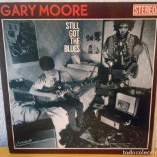 Discos de vinilo: J - GARI MOORE - STILL GOT THE BLUES. Lote 187211905