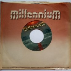 Discos de vinilo: MECO - STAR WARS THEME / FUNK - US SINGLE 1977 - MILLENNIUM. Lote 187213813