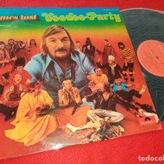 Discos de vinilo: JAMES LAST VODOO-PARTY LP 1972 POLYDOR SPAIN. Lote 187214400
