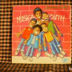 Discos de vinilo: MUSICAL YOUTH ‎– YOUTH OF TODAY / GONE STRAIGHT,1982,MCA RECORDS ‎– 104.919. . Lote 187218541