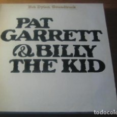 Discos de vinilo: BOB DYLAN - PAT GARRETT & BILLY THE KID ****** RARO LP ESPAÑOL 1973. Lote 187220115