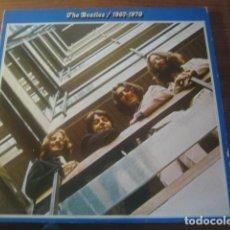 Discos de vinilo: THE BEATLES - 1967-1970 ****** RARO LP ESPAÑOL DOBLE 1973. Lote 187220332