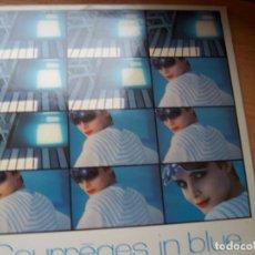 Discos de vinilo: GEORGE GERSHWIN. RHAPSODY IN BLUE. UN AMERICANO EN PARIS - LP COURREGES IN BLUE 15642. Lote 187228476