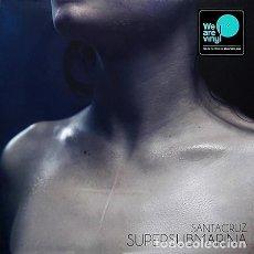 Discos de vinilo: LP SUPERSUBMARINA SANTACRUZ NUEVO PRECINTADO. Lote 187230441