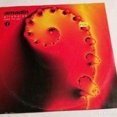 Discos de vinilo: AMADIN - ALRABAIYE (TAKE ME UP) - 1993. Lote 187243846