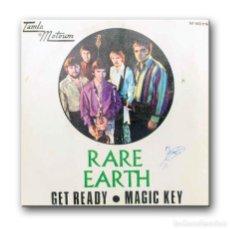 Discos de vinilo: RARE EARTH - GET READY . Lote 187274232