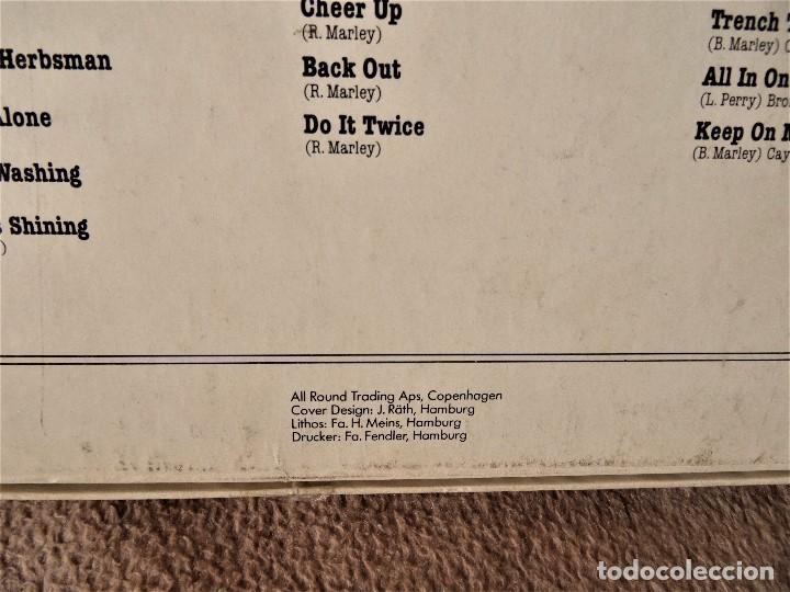 Discos de vinilo: BOB MARLEY AND THE WAILERS 3 LP´S BOX TIME WIND F/50027-28 Y 29 - Foto 12 - 187297020
