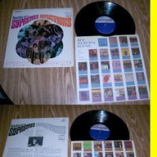 Discos de vinilo: DIANA ROSS & THE SUPREMES / REFLECTIONS 1968 !! ORIG. EDIT. USA + ENCARTE MOTOWN !! EXCELENTE !. Lote 110488007