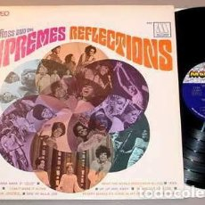 Discos de vinilo: DIANA ROSS & THE SUPREMES / REFLECTIONS 1968 !! ORIG. EDIT. USA MOTOWN !! EXCELENTE !. Lote 187300982