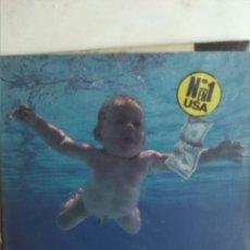 Discos de vinilo: NIRVANA - NEVERMIND GEF 24425 EDICION ORIGINAL AÑO 1991. Lote 187301836