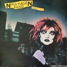Discos de vinilo: DISCO NINA HAGEN BAND. Lote 187319268