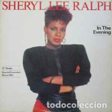 Discos de vinilo: SHERYL LEE RALPH ‎– IN THE EVENING. Lote 187320197