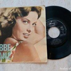 Discos de vinilo: ABBE LANE CON XAVIER CUGAT Y SU ORQUESTA.PICOLISSIMA SERENATA,ADIOS PAMPA MIA. ETC..1963.. Lote 187327077