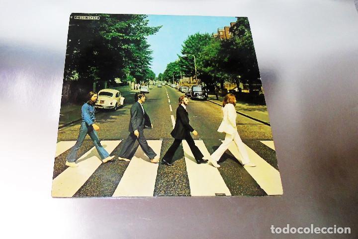 THE BEATLES -ABBEY ROAD -L.P. -1ª EDICION FRANCESA AÑO 1969--- C- 062-04243 --STEREO (Música - Discos - LP Vinilo - Pop - Rock Extranjero de los 50 y 60)