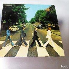 Discos de vinilo: THE BEATLES -ABBEY ROAD -L.P. -1ª EDICION FRANCESA AÑO 1969--- C- 062-04243 --STEREO. Lote 161850170