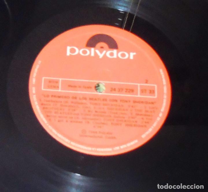 Discos de vinilo: THE BEATLES & TONY SHERIDAN-----L.P. DOBLE- 21 TITULOS --- ***COL*** COMO NUEVO *** - Foto 9 - 157768102