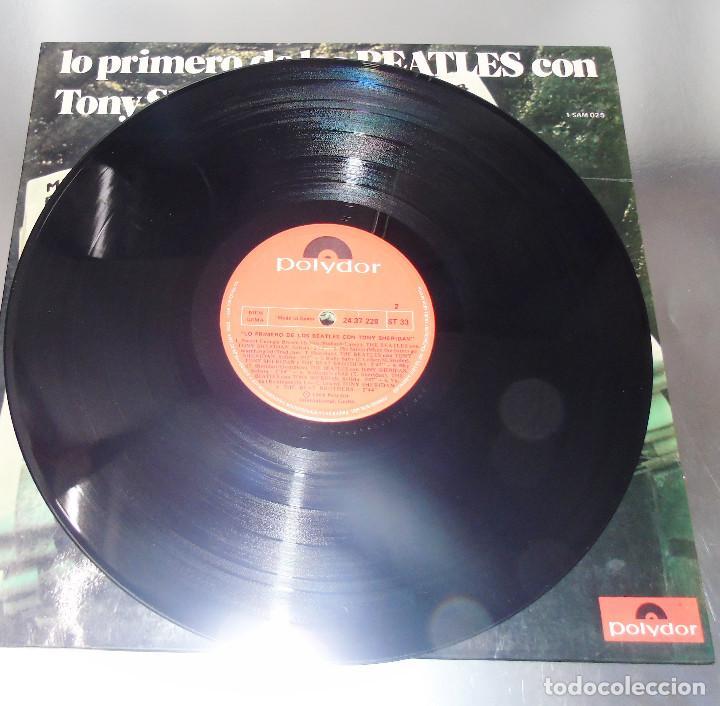 Discos de vinilo: THE BEATLES & TONY SHERIDAN-----L.P. DOBLE- 21 TITULOS --- ***COL*** COMO NUEVO *** - Foto 11 - 157768102