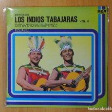 Discos de vinilo: LOS INDIOS TABAJARAS - EXITOS DE INDIOS TABAJARAS VOL II - LP. Lote 187373452