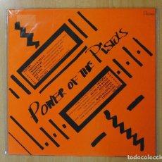 Discos de vinilo: SEX PISTOLS - POWER OF THE PISTOLS - LP. Lote 187373770