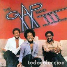 Discos de vinilo: THE GAP BAND – GAP BAND III . Lote 187382361