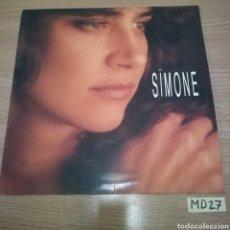 Discos de vinilo: SIMONE. Lote 187394116