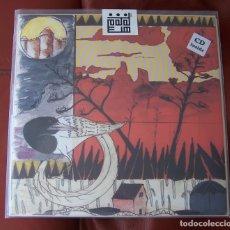 Discos de vinilo: ELEMENTO DESERTO - LOS MONTES EN LLAMAS LP + CD. Lote 187394766