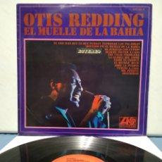 Discos de vinilo: OTIS REDDING - EL MUELLE DE LA BAHÍA 1968 ED ESPAÑOLA. Lote 187405720