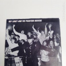 Discos de vinilo: ROY LONEY AND THE PHANTOM MOVERS FIVE OR SIX BY FIVE LIVE ( 1991 NORTON USA ) FLAMIN' GROOVIES. Lote 187408337