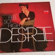 Discos de vinil: DES'REE - FEEL SO HIGH - 1991. Lote 187408646