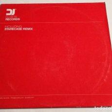 Discos de vinilo: SLYDER - WHAT HAPPENS - 2004. Lote 187408763