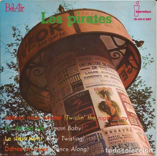 EP LES PIRATES DE DANY LOGAN IBEROFON 5057 SPAIN 1963 SAM COOKE COVER (Música - Discos de Vinilo - EPs - Rock & Roll)