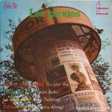 Discos de vinilo: EP LES PIRATES DE DANY LOGAN IBEROFON 5057 SPAIN 1963 SAM COOKE COVER. Lote 187409983
