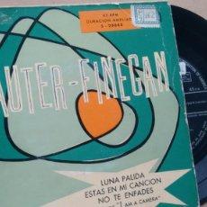 Discos de vinilo: E P (VINILO) DE SAUTER-FINEGAN AÑOS 50. Lote 187412317