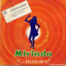 Discos de vinilo: WALDO DE LOS RIOS SERIE MIRINDA - SINGLE. Lote 187414400