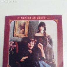 Discos de vinilo: WAYLON JENNINGS & JESSI COLTER STORMS NEVER LAST / I AIN'T THE ONE ( 1981 RCA ESPAÑA ). Lote 187424546
