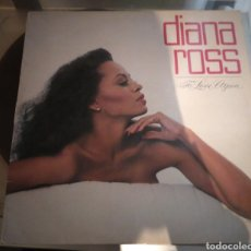 Discos de vinilo: DIANA ROSS - TO LOVE AGAIN. Lote 187426672
