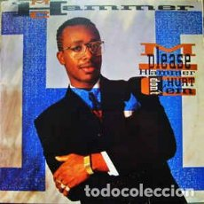 Discos de vinilo: MC HAMMER – PLEASE HAMMER DON'T HURT 'EM . Lote 187437900