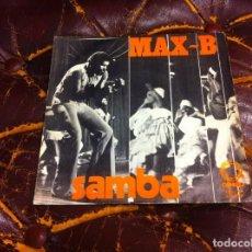 Discos de vinilo: SINGLE / EP. MAX - B. SAMBA. BAMELOO. ESPAÑA, 1973. Lote 187443121