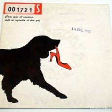 Discos de vinilo: EL PETS - COM MES ET CONEIXO MÉS M'AGRADA EL TEU GOS - DISCMEDI SA - ROCK CATALÀ - 1991. Lote 187449196