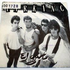 Discos de vinilo: PARKING - EL GAT - 1991 - PICAP - PROMOCIONAL RADIO. Lote 187450152