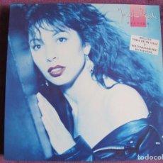 Discos de vinilo: LP - JENNIFER RUSH - PASSION, (SPAIN, EPIC RECORDS 1988). Lote 187450200