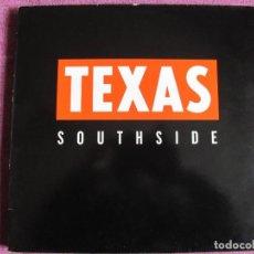 Discos de vinilo: LP - TEXAS - SOUTHSIDE (SPAIN, MERCURY RECORDS 1989). Lote 187450528